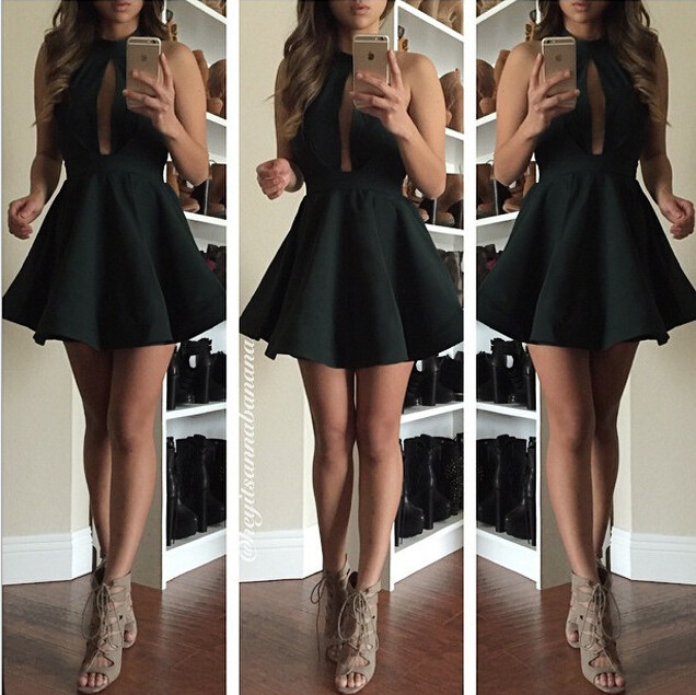 Cute Black Dresses for Women