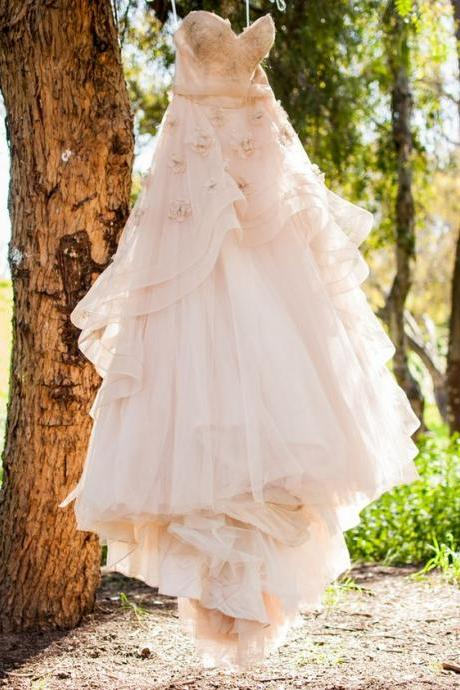 Wedding Dresses,Ball Gown Wedding Dress, Tulle Wedding Dress, Wedding Dress 2017,new Wedding Dress
