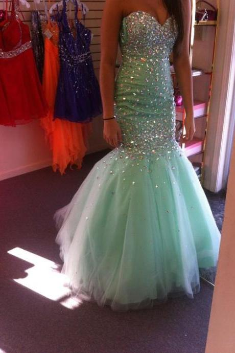 2017 New Arrival Prom Dress,Long Prom Dress,Prom Gowns,Prom Evening Dress,Mermaid Evening Dress,Formal Dress,Party Dress,Prom Dress 2016,Prom Dress