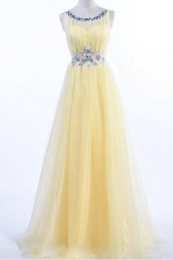 Sexy Prom Dress,yellow Prom Dresses,modest Prom Dress,2017 Prom Dresses,Sexy Dress,Prom Dress,Formal Dress,Prom Gown For Teens