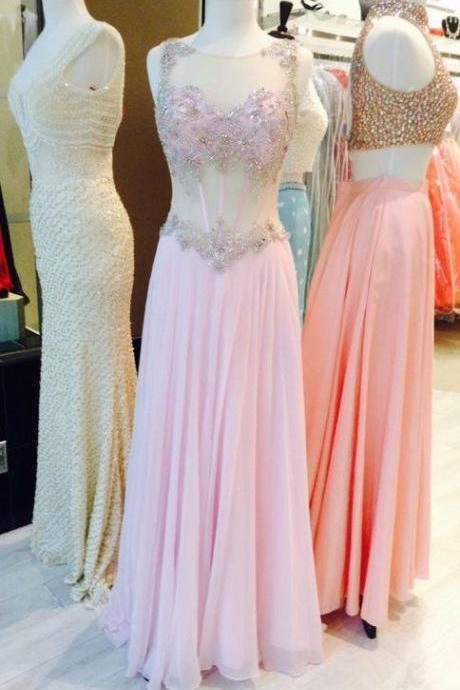 Sexy Prom Dress,Sexy New Prom Dresses,Prom Dress,Prom Dresses,Charming Prom Dress, Formal Dress,Pink Prom Gown For Teens