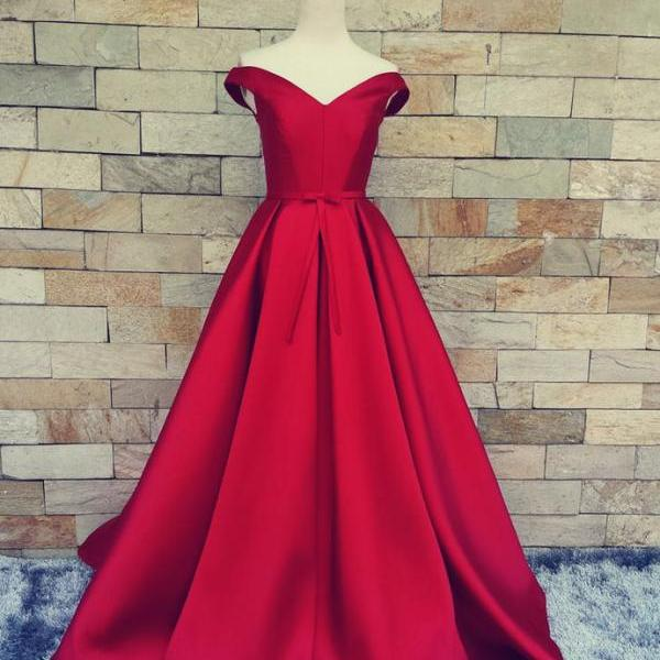 Charming Prom Dress, A Line Prom Dress, Elegant Long Evening Dress, Formal Dress