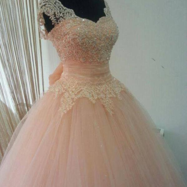 New Arrival Ball Gown prom Dresses,Floor-Length prom Dresses,Wedding Dresses,Sweet 16 dresses,Graduation Gowns, prom Dresses
