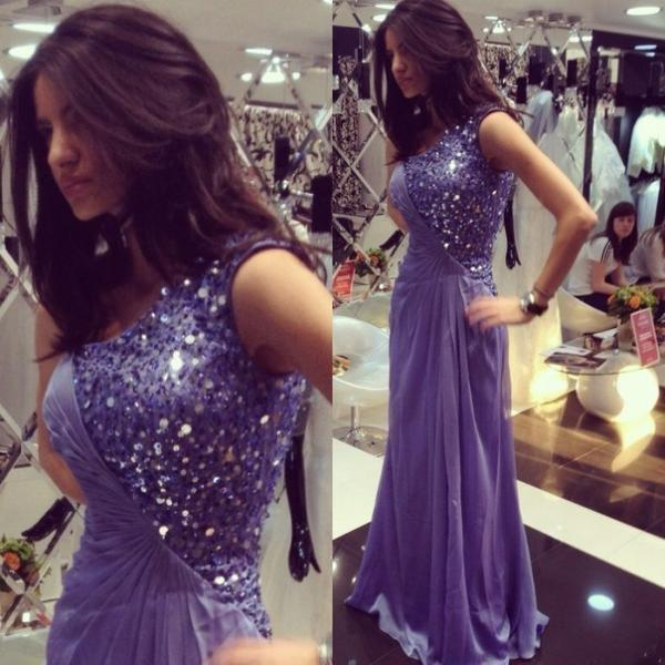 New Arrival Prom Dress,Long Prom Dress,Evening Dress,one shoulder Evening Gown