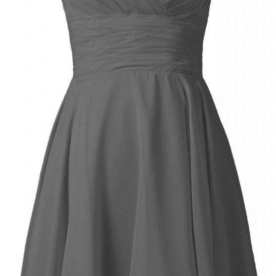 Grey Homecoming Dress ,Short Homecoming Dresses,Homecoming Gowns,Sweet 16 Dress, Homecoming Dresses, Casual Party Dress